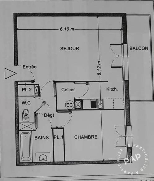 Vente appartement 2 pièces Neuville-de-Poitou (86170)