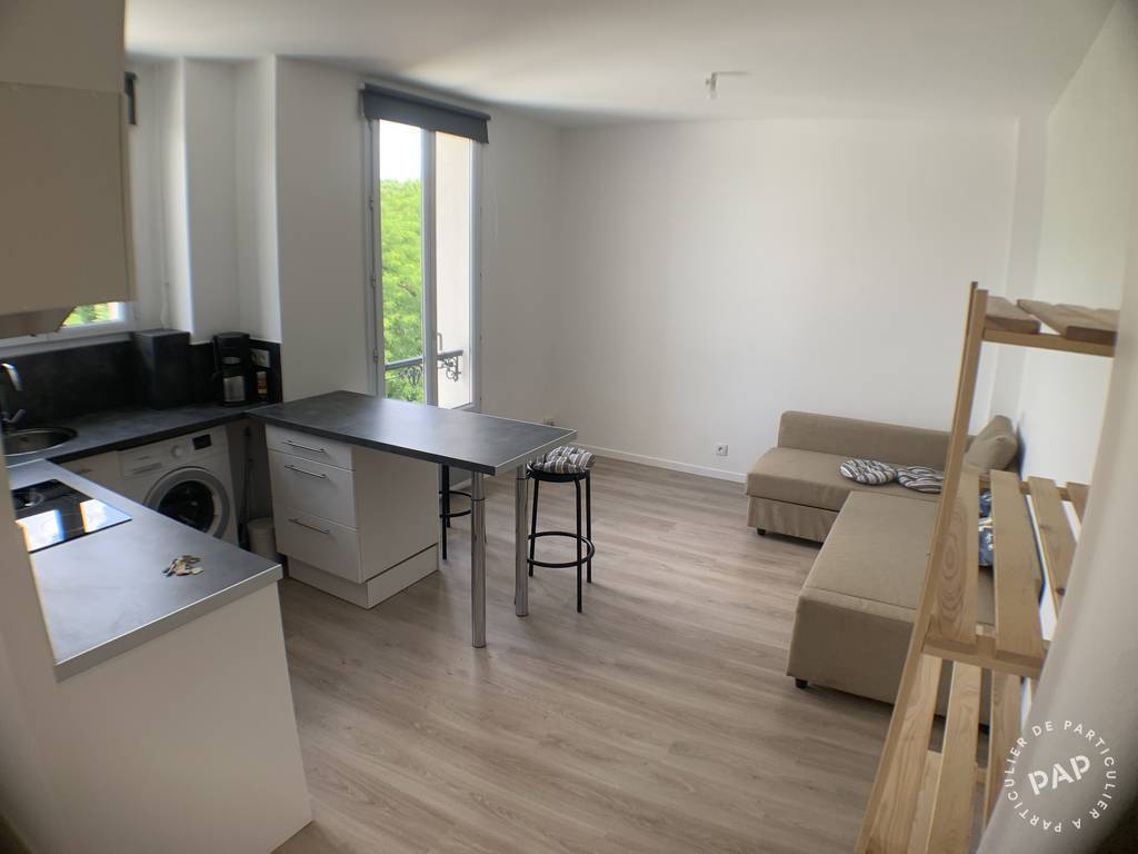 Location appartement studio Maisons-Alfort (94700)