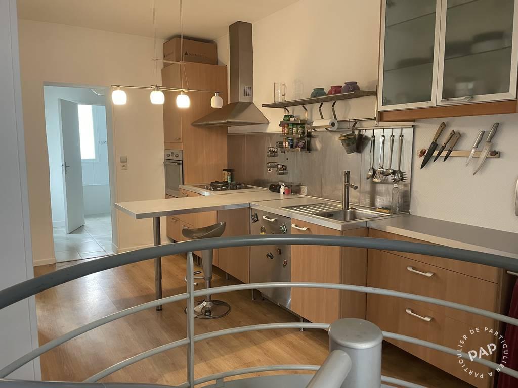 Vente Appartement Meulan-En-Yvelines (78250) 60m² 150.000€