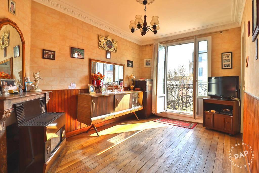 Vente Appartement Saint-Ouen (93400) 50m² 330.000€