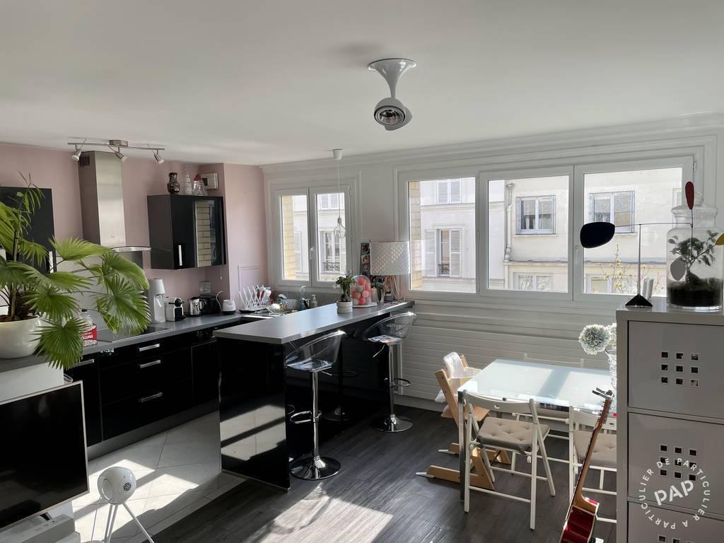 Vente Appartement Levallois-Perret (92300) 58m² 627.000€