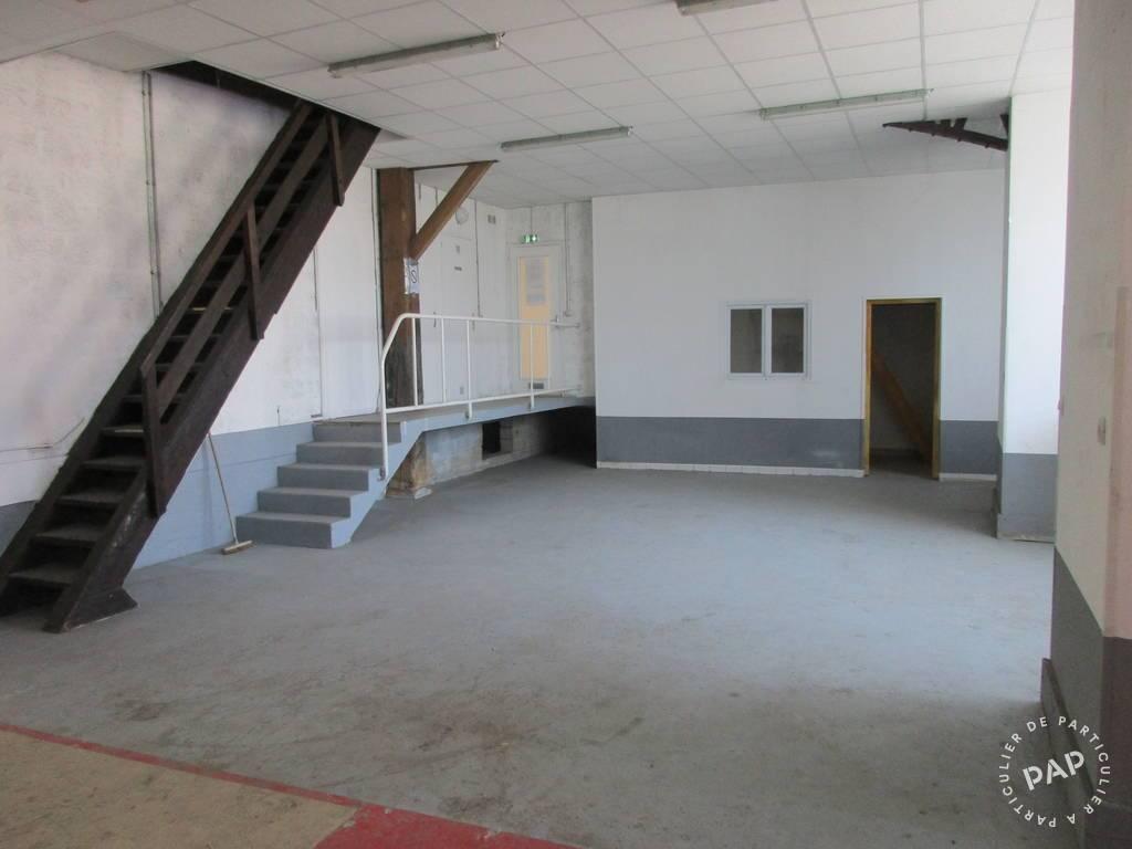 Vente et location Local d'activité Juvisy-Sur-Orge (91260) 300m² 1.400€