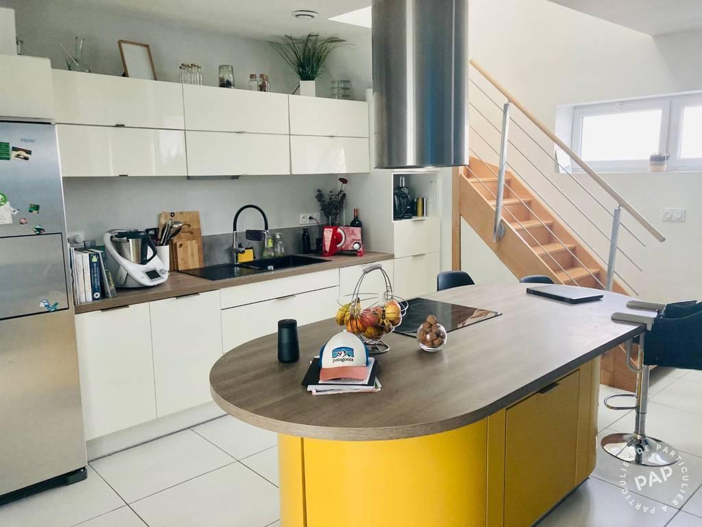 Vente Appartement Nantes (44100) 120m² 390.000€