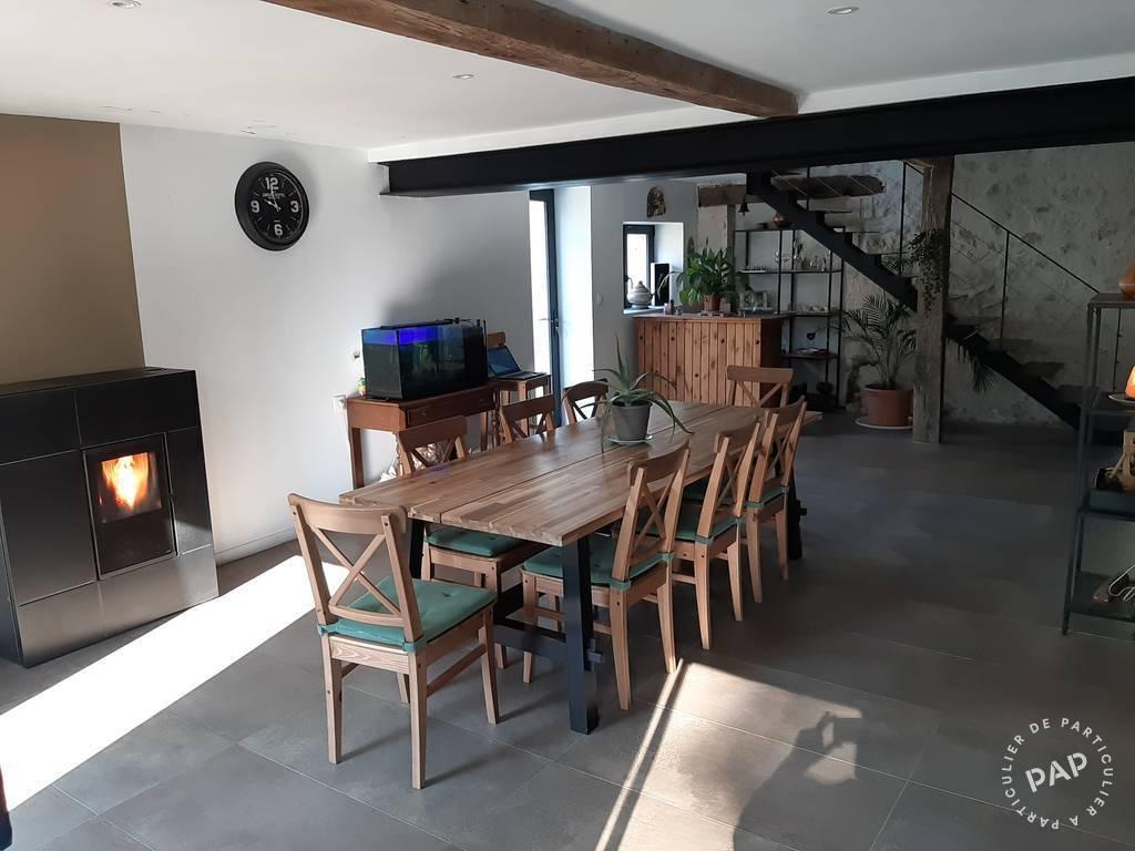 Vente maison 7 pièces Lourquen (40250)