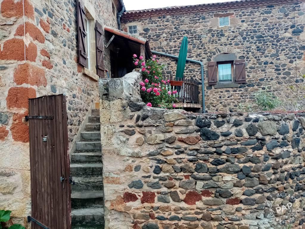 Vente maison 5 pièces Boudes (63340)