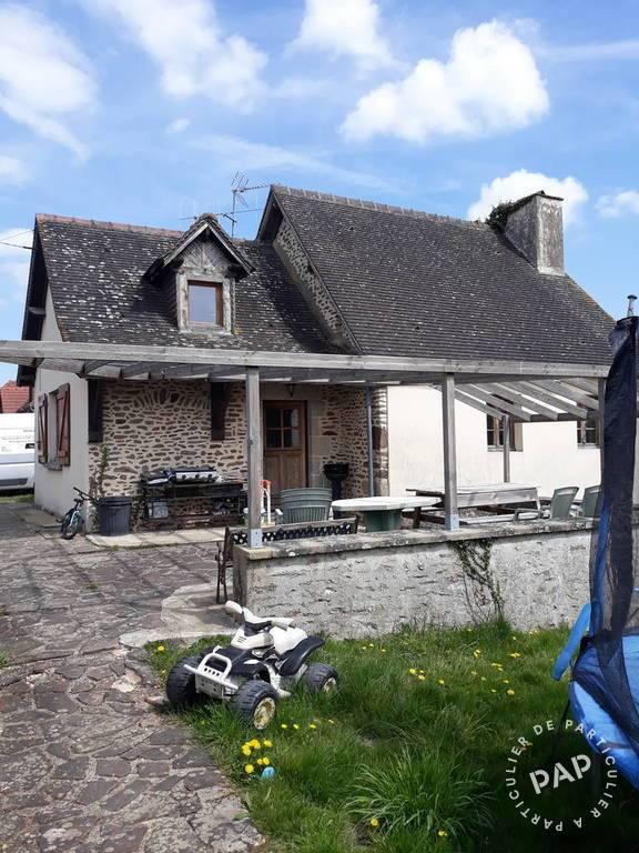 Vente maison 6 pièces Ravigny (61420)