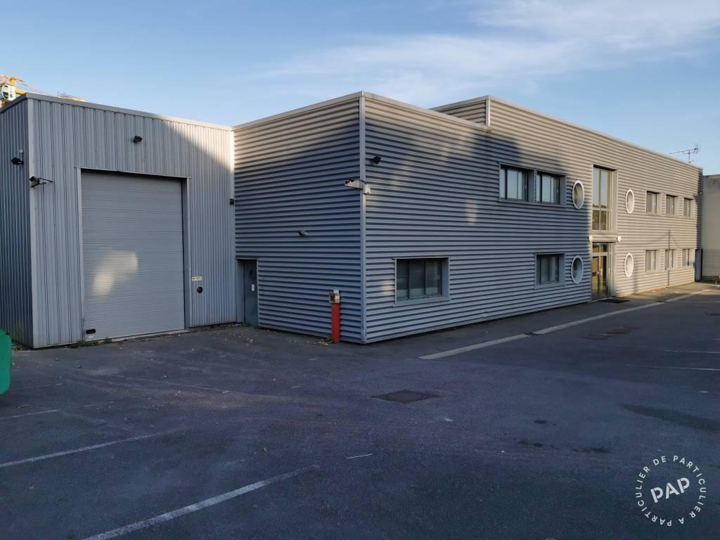 Location Bureaux et locaux professionnels Noisy-Le-Grand (93160) 930m² 11.000€