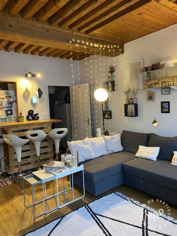 Location appartement 2 pièces Lyon 7e