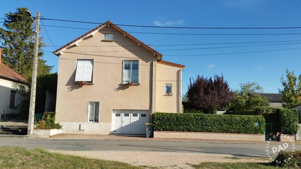 Vente maison 7 pièces Villefranche-d'Allier (03430)