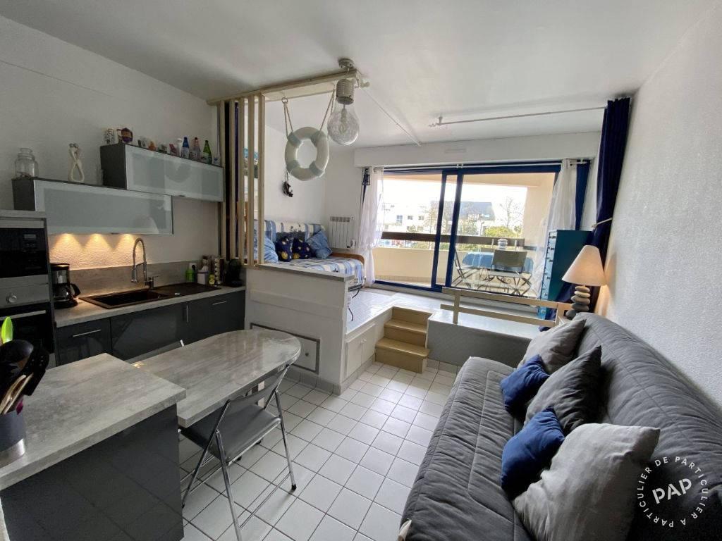 Vente appartement studio Quiberon (56170)