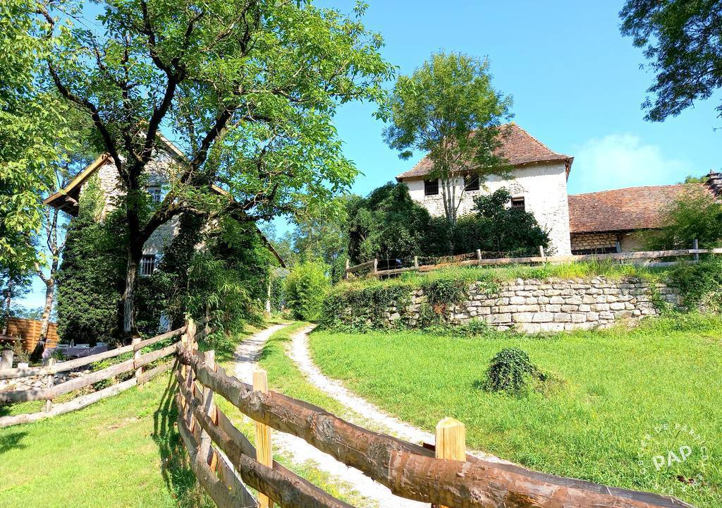 Vente Maison Saint-Victor-De-Morestel (38510) 400m² 690.000€