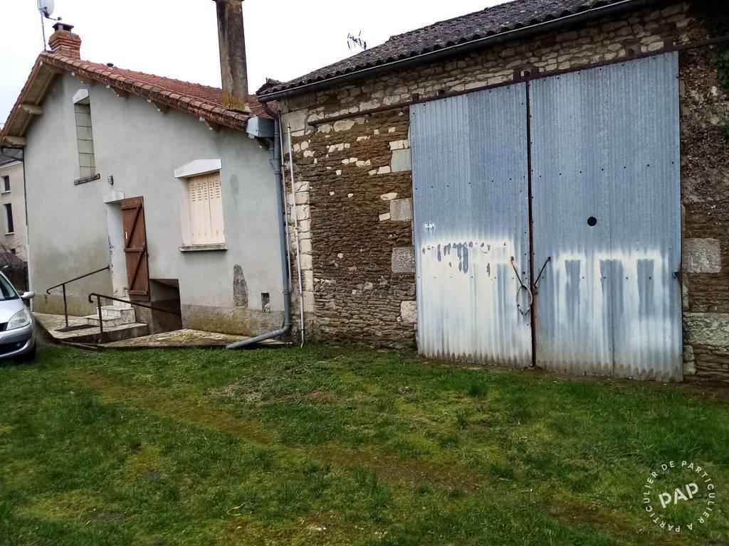 Vente maison 5 pièces Savigny-sous-Faye (86140)