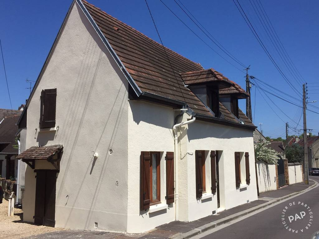 Vente maison 3 pièces Rosny-sur-Seine (78710)