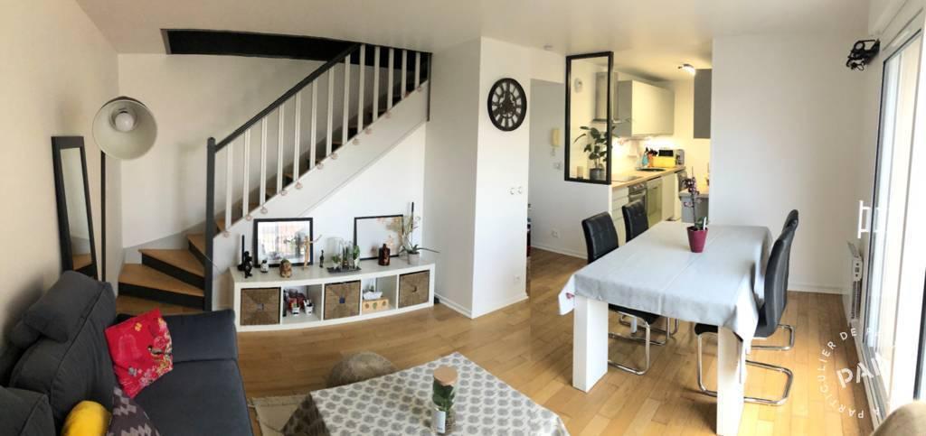 Vente appartement 3 pièces Sartrouville (78500)