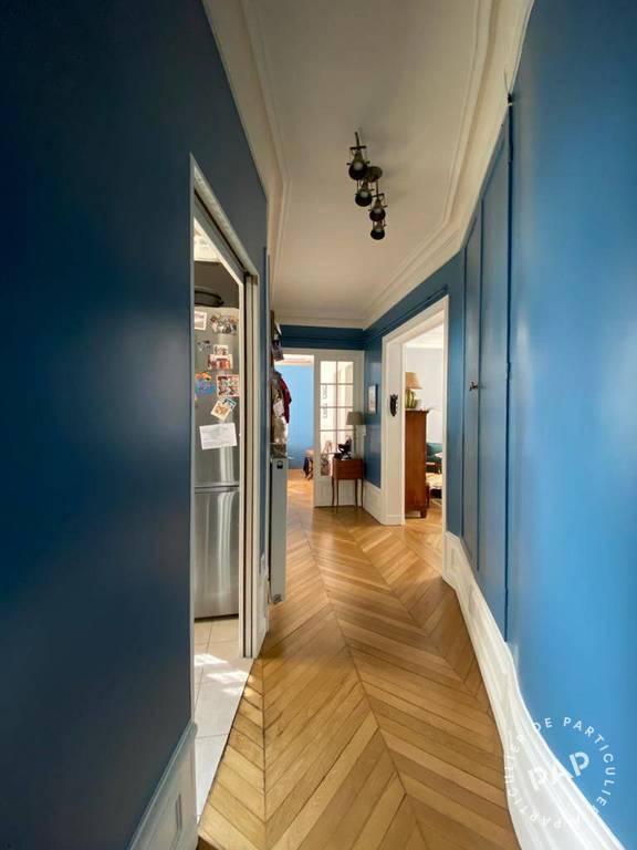 Vente appartement 3 pièces Paris 18e