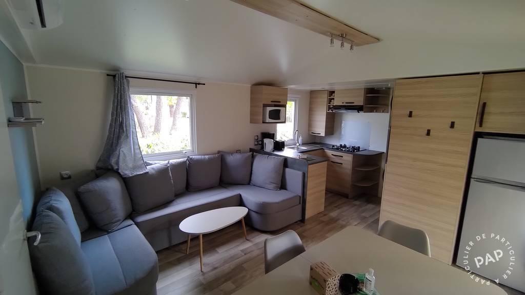 Vente Chalet, mobil-home Canet-En-Roussillon (66140) 40m² 44.900€