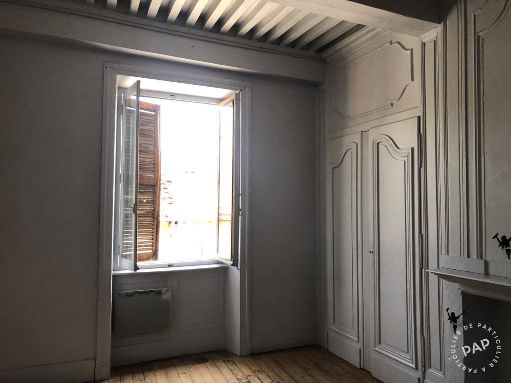 Vente appartement 3 pièces Régny (42630)