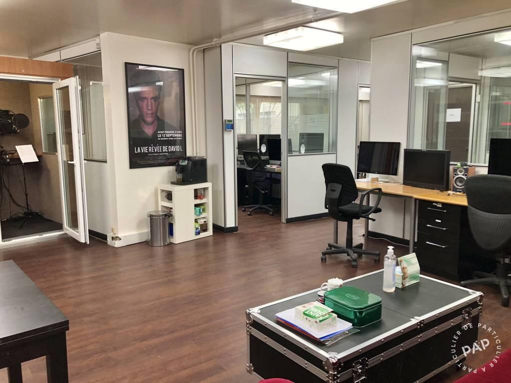 Location Bureaux et locaux professionnels Paris 12E (75012) 110m² 3.900€
