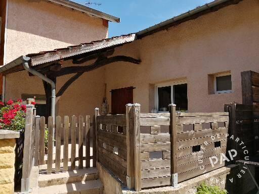Vente maison 4 pièces Champier (38260)