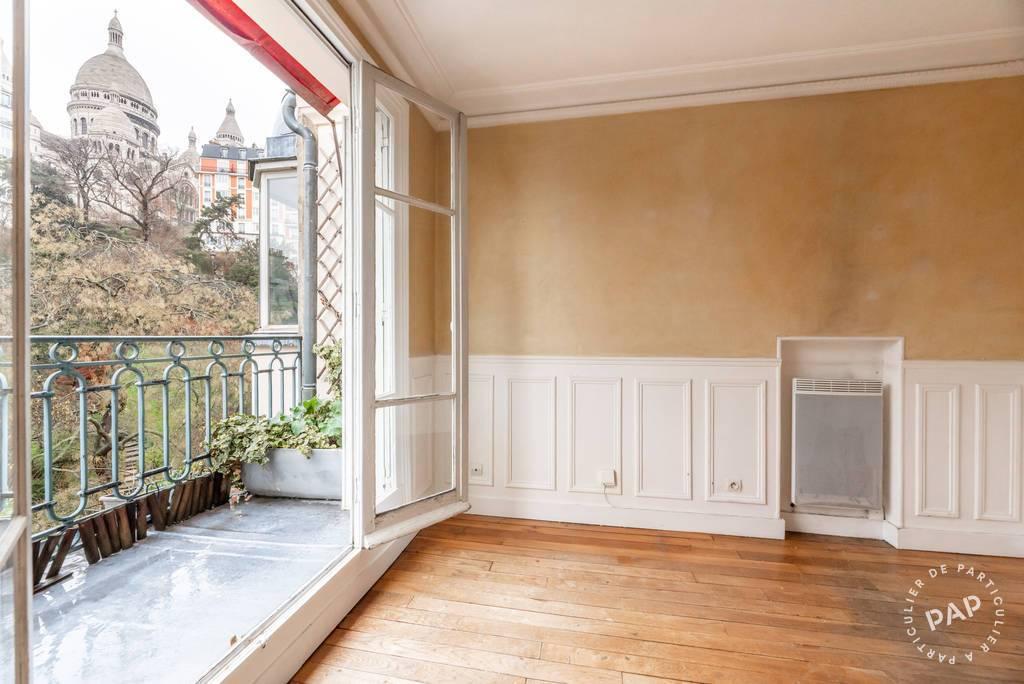 Vente Appartement Paris 18E 54m² 815.000€