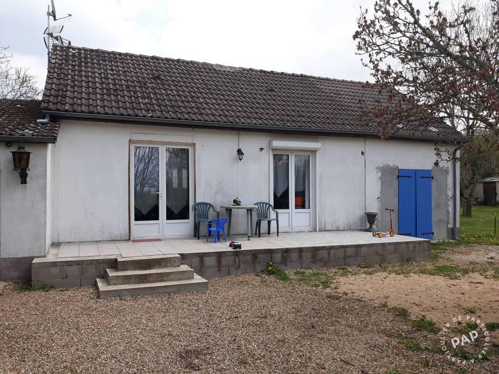Vente maison 3 pièces Mont-et-Marré (58110)