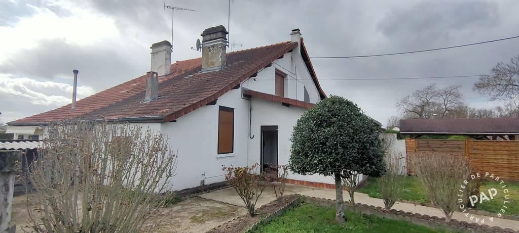 Vente maison 4 pièces Garchizy (58600)