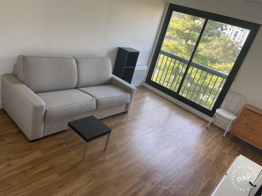 Location Appartement Paris 15E (75015) 26m² 925€