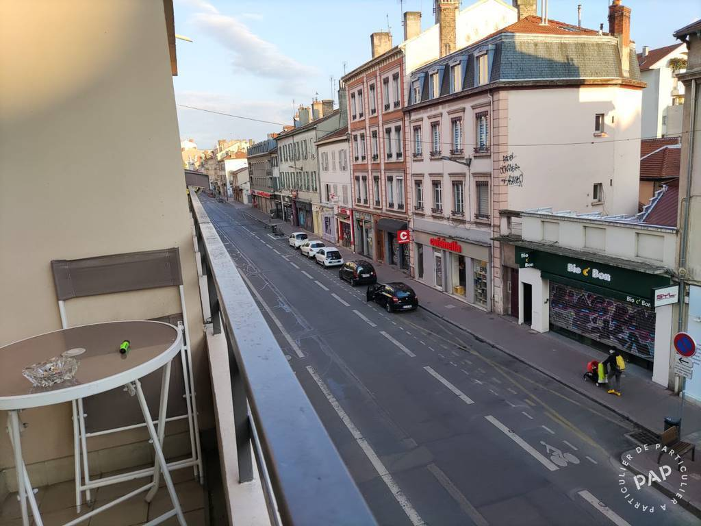 Vente Appartement Lyon 8E (69008) 68m² 385.000€