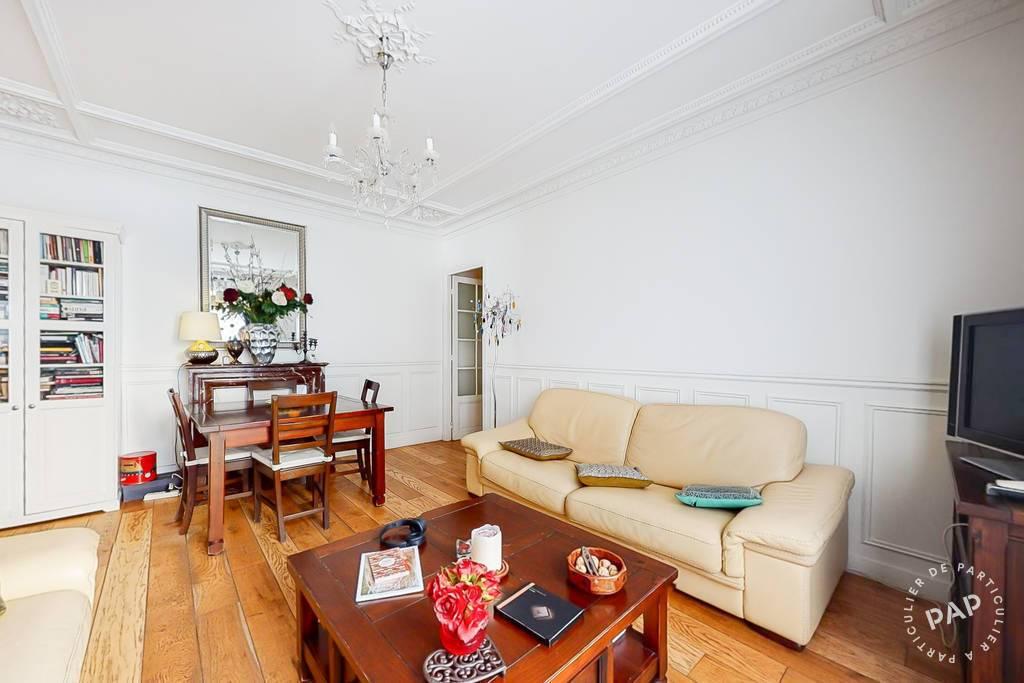 Vente immobilier 915.000€ Bel Haussmannien - Paris 19E (75019)