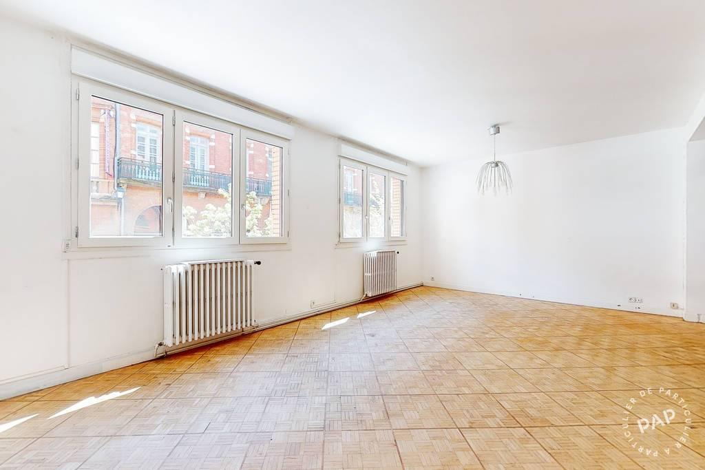 Vente immobilier 435.000€ Proche Canal Du Midi - Toulouse (31000)