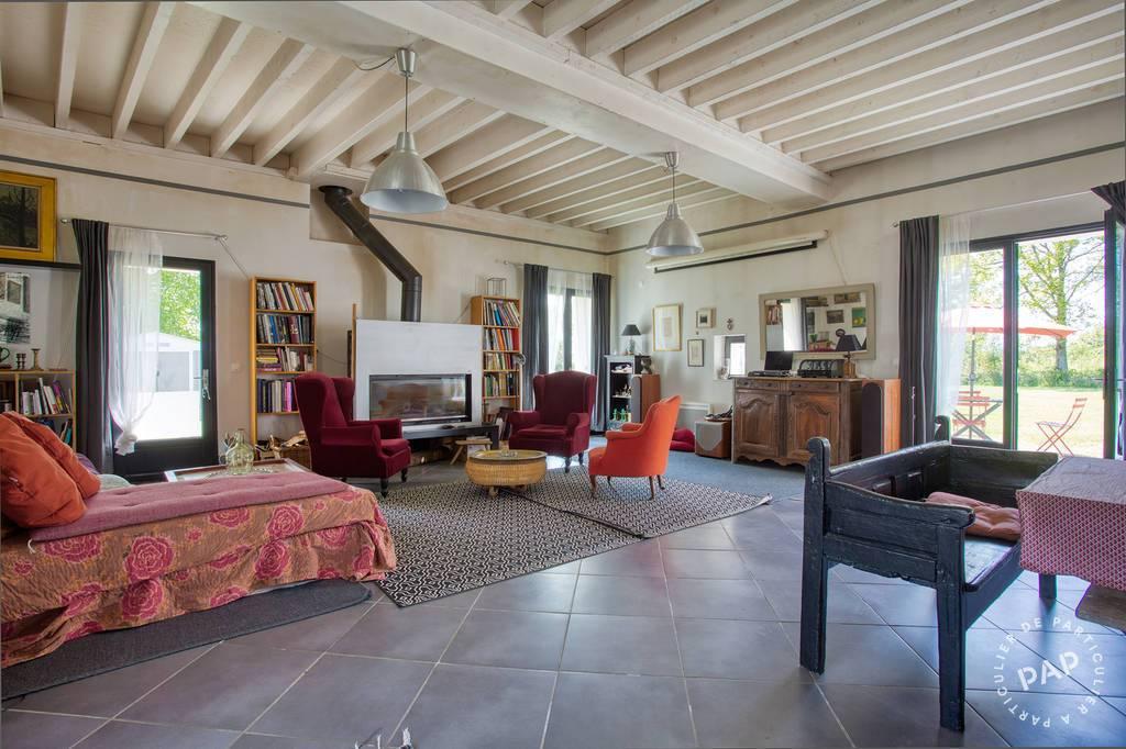 Vente immobilier 465.000€ Saint-Siméon (77169)