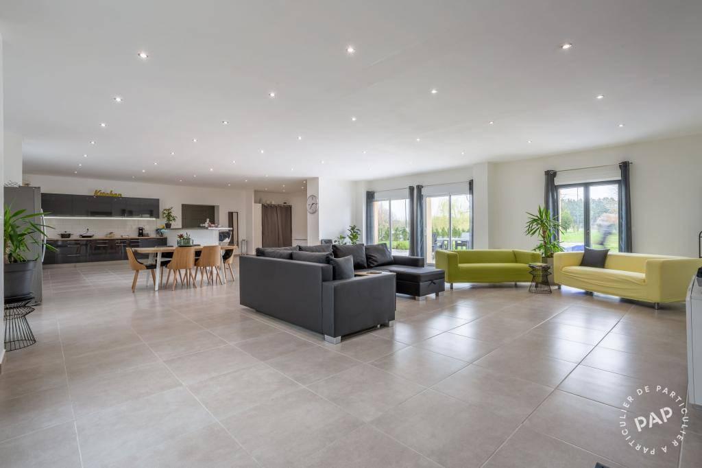 Vente immobilier 850.000€ Saint-Arnoult (14800)