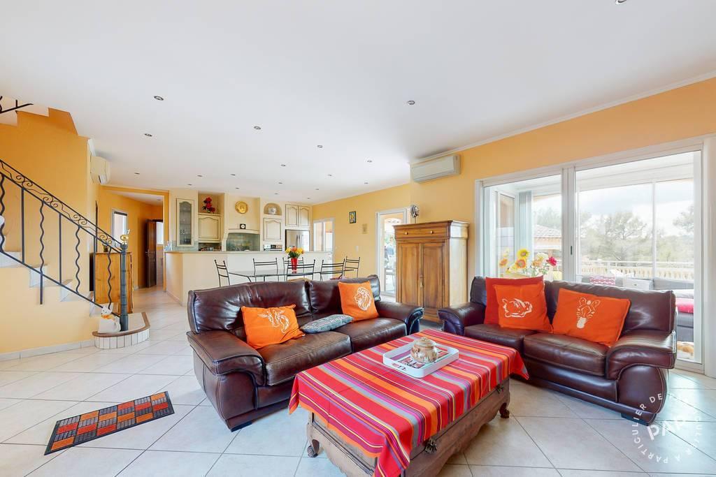 Vente immobilier 565.000€ Vidauban (83550)