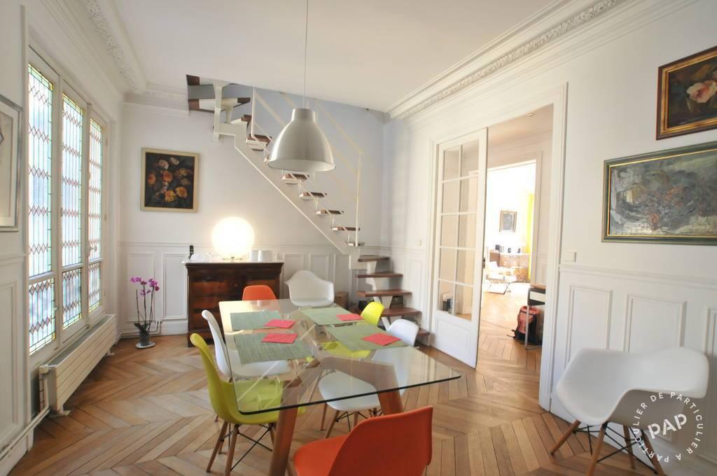 Vente immobilier 1.980.000€ Paris 16E (75116)