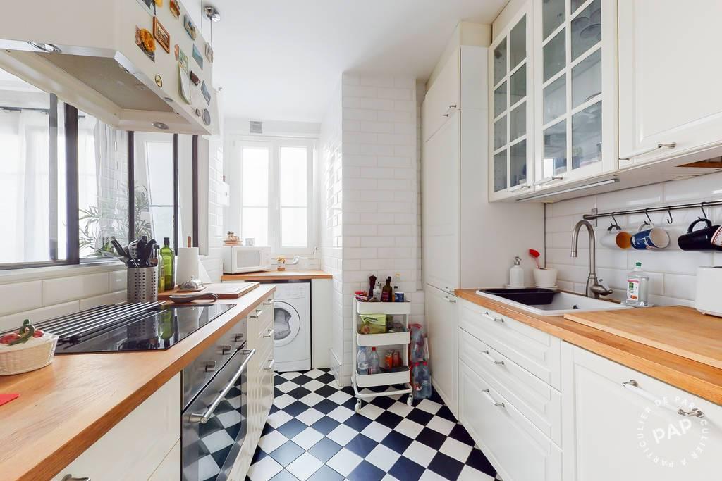Appartement Bel Haussmannien - Paris 19E (75019) 915.000€