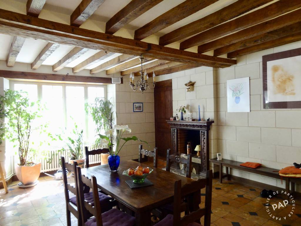 Maison 10 Min Saumur 589.000€