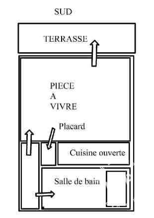 Appartement Six-Fours-Les-Plages (83140) 125.000€