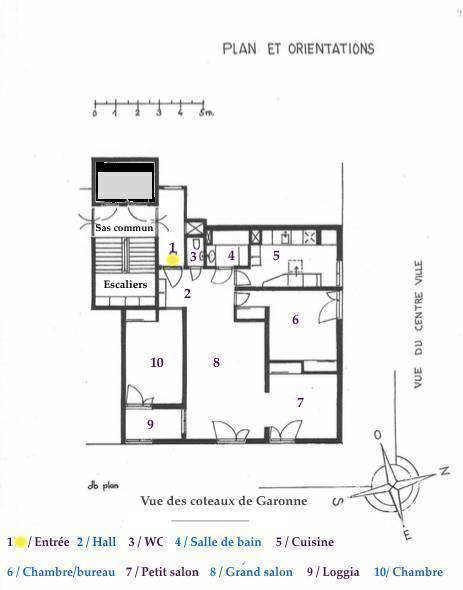 Appartement Toulouse (31100) 188.000€