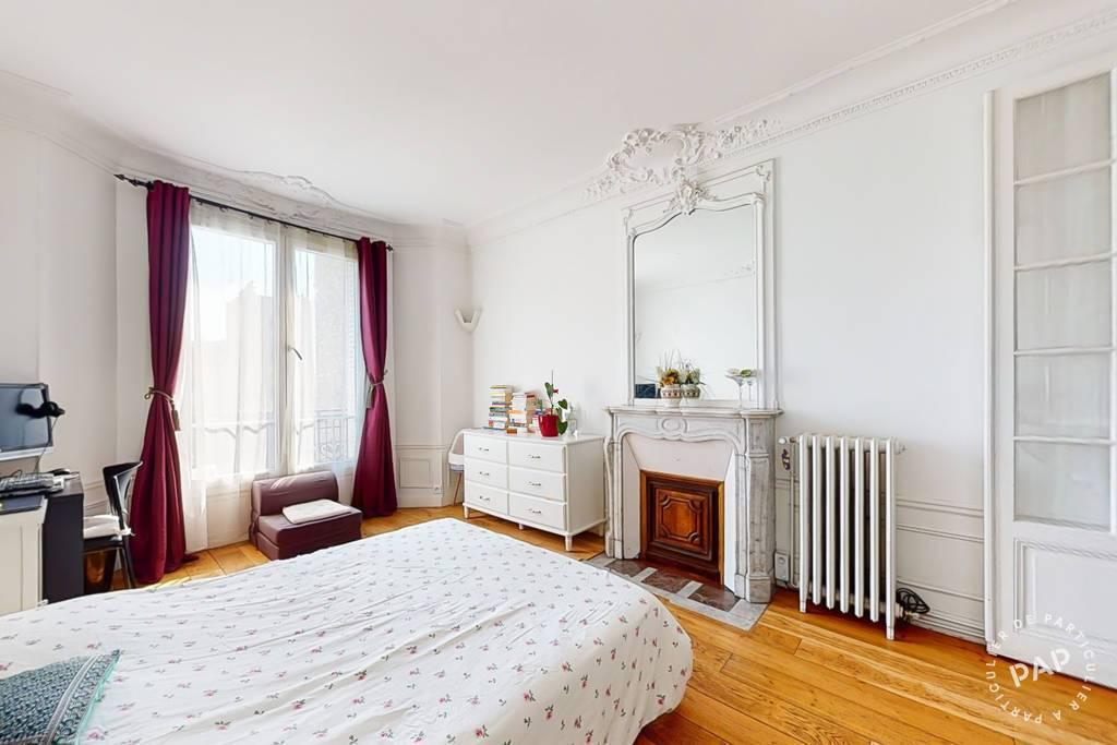 Appartement 915.000€ 102m² Bel Haussmannien - Paris 19E (75019)
