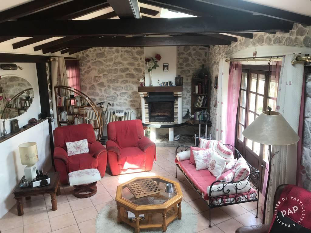 Maison 380.000€ 160m² Gluiras (07190)