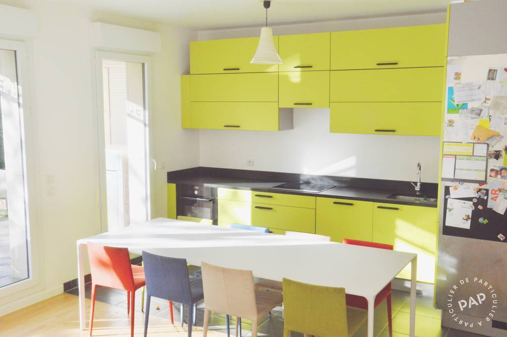 Appartement 940.000€ 92m² Issy-Les-Moulineaux (92130)