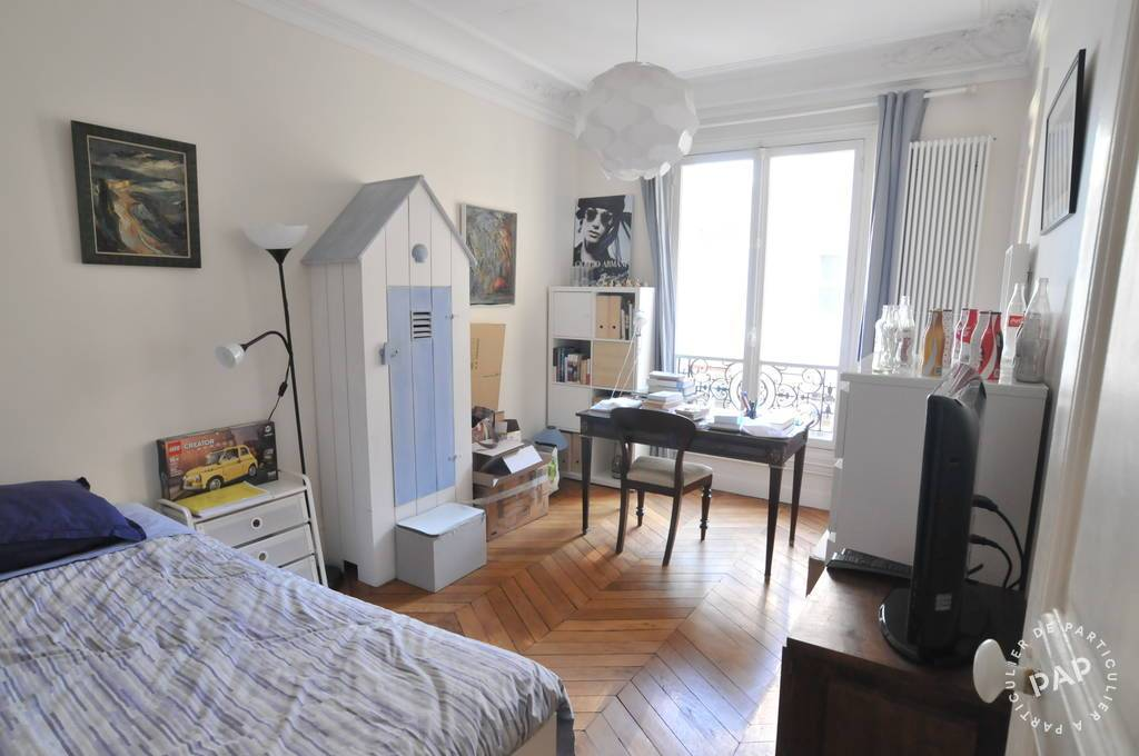Appartement 1.980.000€ 155m² Paris 16E (75116)