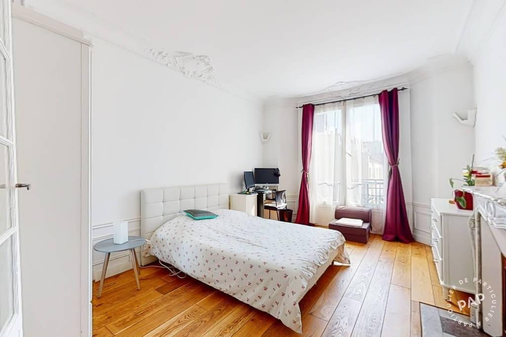 Vente Bel Haussmannien - Paris 19E (75019) 102m²