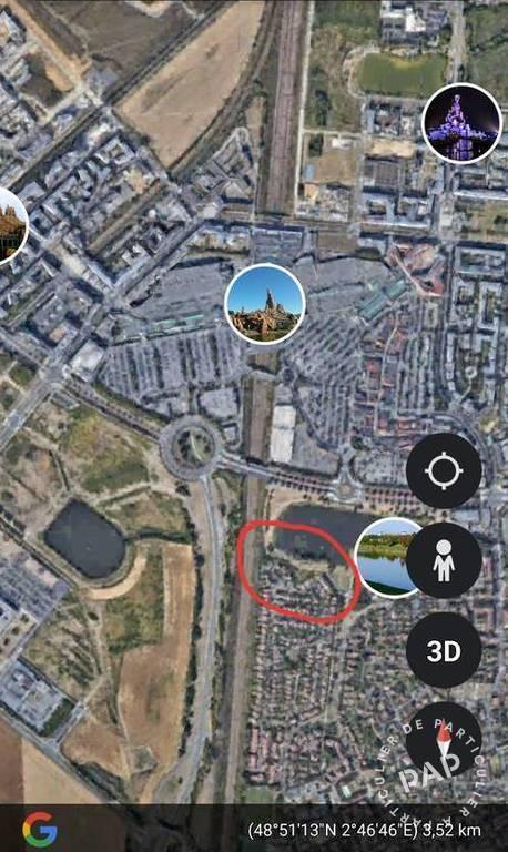 Location Serris 107m²
