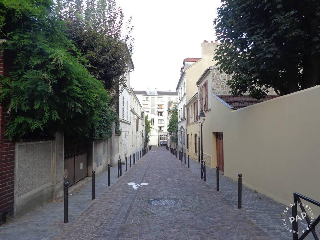 Immobilier Paris 19E (75019) 870€ 28m²