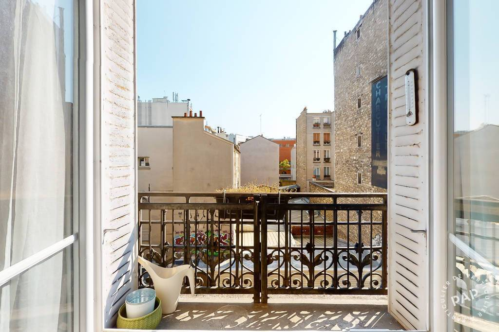 Vente Appartement Bel Haussmannien - Paris 19E (75019) 102m² 915.000€