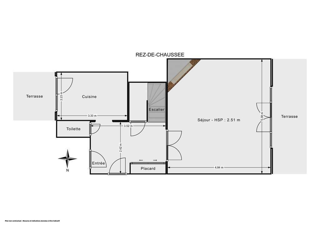 Vente Maison Brétigny-Sur-Orge (91220) 92m² 305.000€