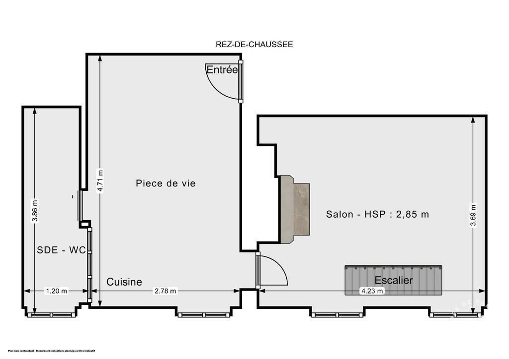 Vente Appartement Toulouse (31400) 45m² 175.000€