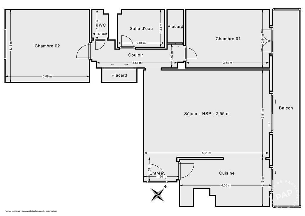 Vente Appartement Marseille 2E (13002)