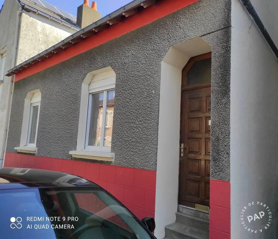 Vente maison 5 pièces Saint-Nazaire (44600)